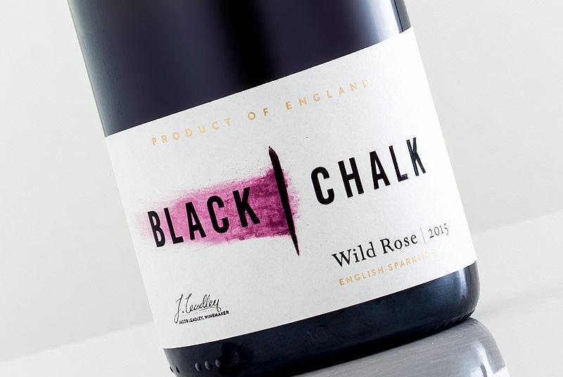 Black Chalk Wild Rose 2015