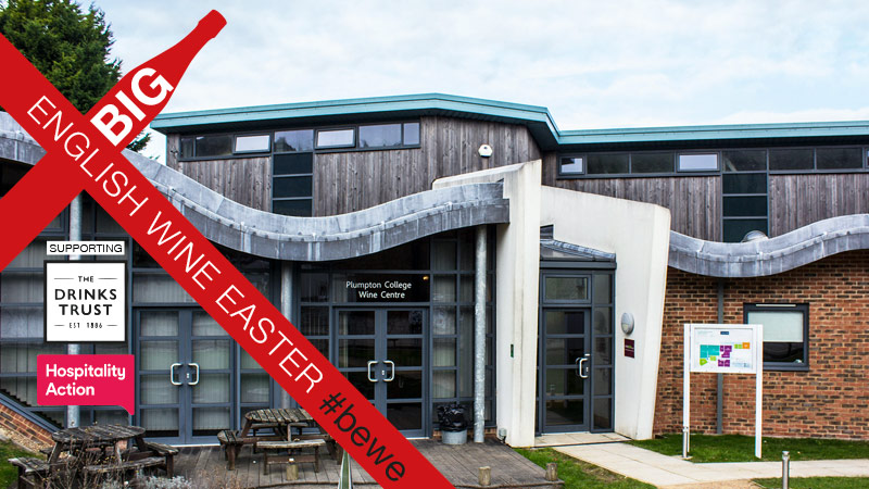 Plumpton College – has a Wine Division?